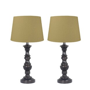 Labombard Turned 32 Table Lamp (Set of 2)
