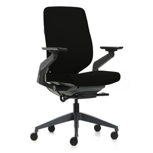 Thanh Back Comfort Ergonomic Task Chair by Latitude Run #1