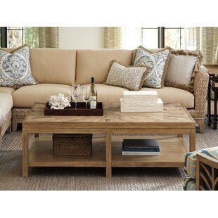 Los Altos 3 Piece Coffee Table Set by Tommy Bahama Home Today Sale Only