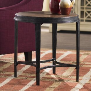 Affordable Price Montrose End Table By Three Posts