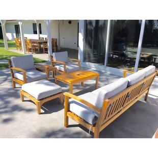 Trijaya Living Waterford 15 Piece Patio D..