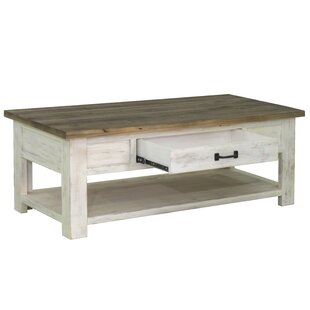 Coonrod Coffee Table with Storage