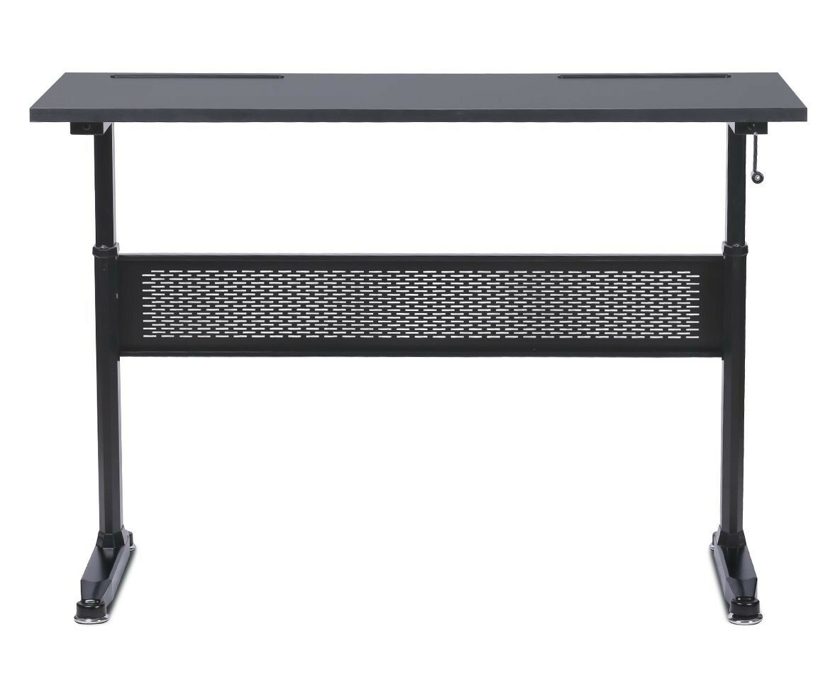 Charmant Symple Stuff Crank Standing Desk | Wayfair