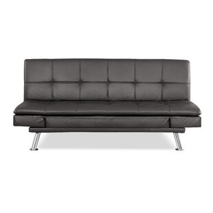 Nelson Convertible Sofa by Serta Futons