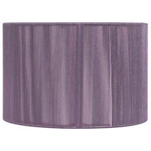 40cm Modern Silky String Drum Lamp Shade