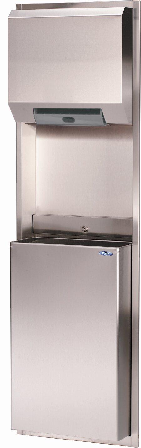 Frost Recessed Automatic Paper Towel Dispenser | Wayfair