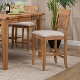 Centralia 25 Counter Stool (Set of 2) by Highland Dunes
