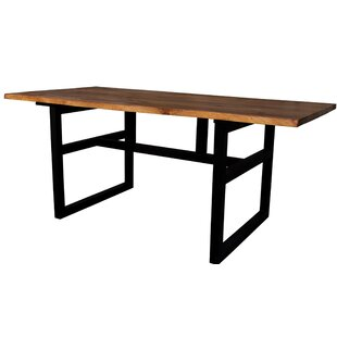 Underhill Solid Wood Dining Table Williston Forge
