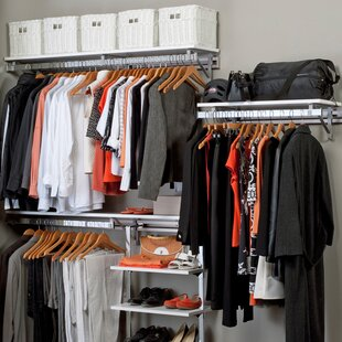 Savings Arrange A Space 32 W - 92 W Closet System By Orginnovations Inc