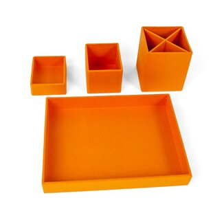 Bigso 4 Piece Desk Organiz..