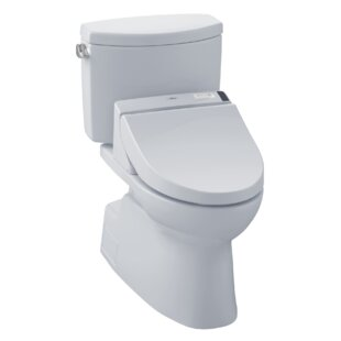 Toto Vespin 1.28 GPF Elongated Two-Piece Toilet