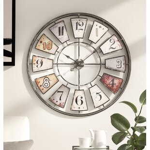 Oversized Orion Large 35 Wall Clock