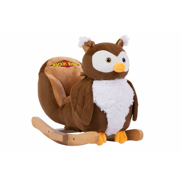 Rockin Rider Hootie The Owl Baby Rocker Wayfair