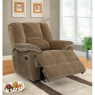Able Manual Glider Recliner