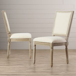 Stalvey Upholstered Dining Chair (Set of 2)
