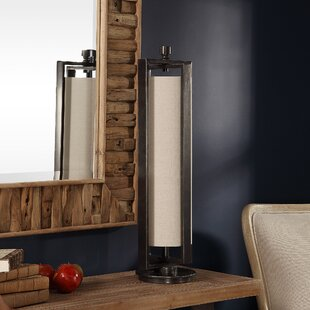 Cofer Gun Metal 31 Table Lamp