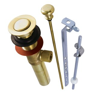 Kingston Brass Gauge Pop-Up Tub Drain