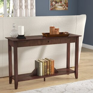 Greenspan Console Table Three Posts
