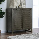 Holford Spacious Solid Wood Sideboard by World Menagerie