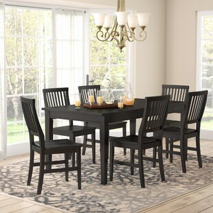 Ferryhill 7 Piece Dining Set Three Posts