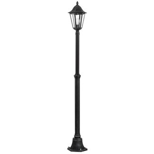 Garden lamp posts bollard lights led posts wayfair save to idea board mozeypictures Image collections