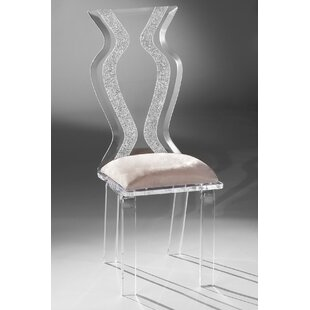 Muniz Monaco Acrylic Side Chair