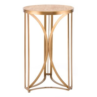 Caspian Spinner End Table by Mercer41