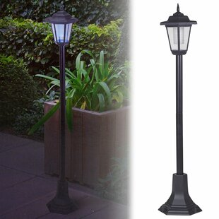 Jair Solar Lantern 1 Light LED Pathway Light By Sol 72 Outdoor