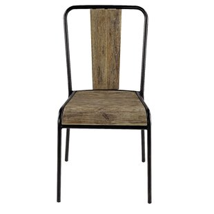 Bradley Solid Wood Dining Chair (Set Of 4) By Borough Wharf