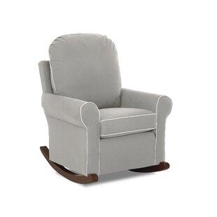 Suffolk Rocking Chair by Klaussner Furniture