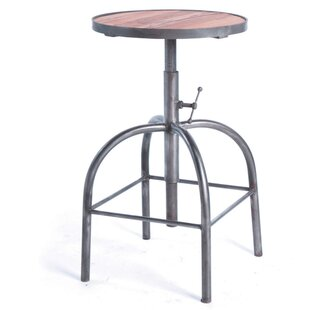 Rasmussen Classroom Adjustable Height Bar Stool by 17 Stories