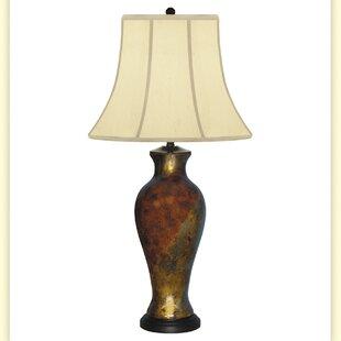 Elegance Hand Painted Porcelain 34 Table Lamp