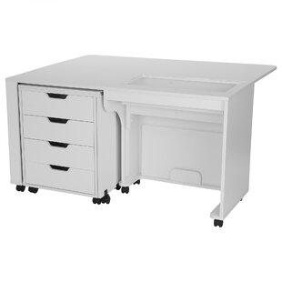 Storage Craft Sewing Tables Free Shipping Over 35 Wayfair