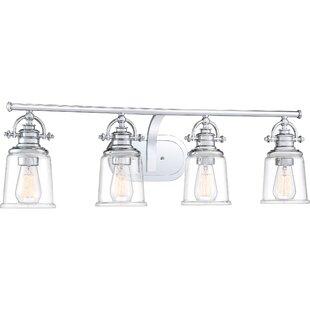 Darby Home Co Attles 4-Light Vanity Light