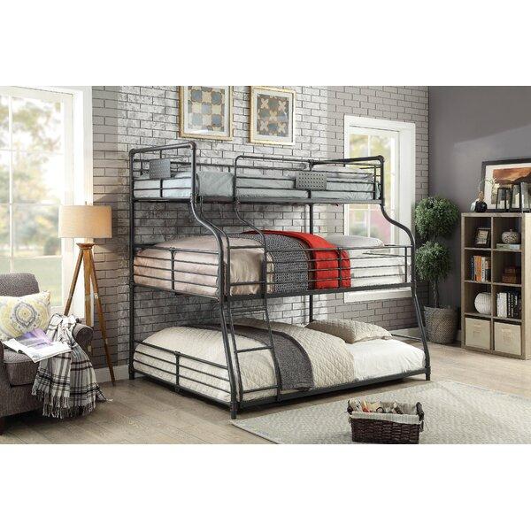Double Over Queen Bunk Bed Wayfair Ca