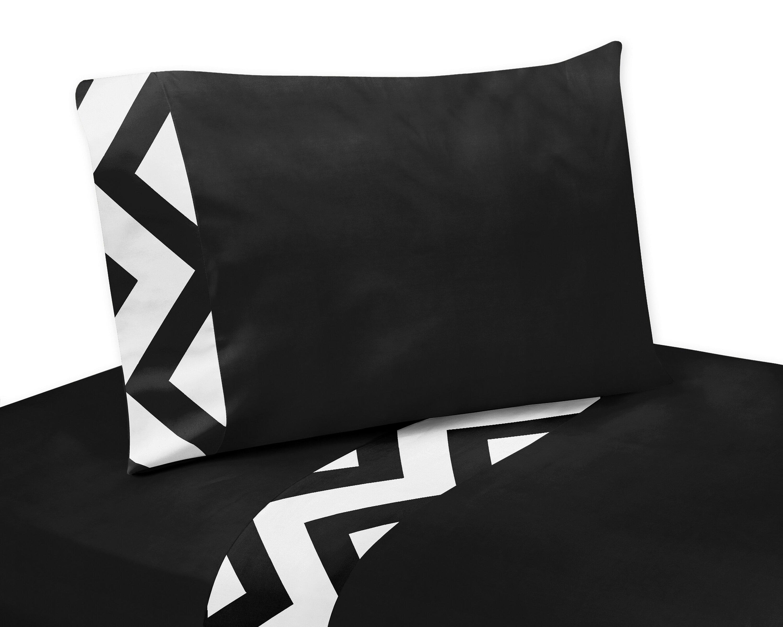 Sweet Jojo Designs Chevron Sheet Set Reviews Wayfair