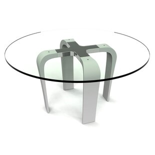 Francisca Round Metal Dining Table