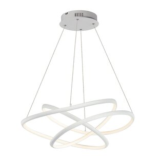 Seng 1-Light LED Novelty Pendant by Orren Ellis