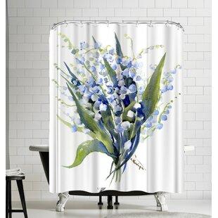 Suren Nersisyan Barn Owl Single Shower Curtain