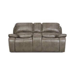 Chon Reclining Loveseat by Red Barrel Stu..