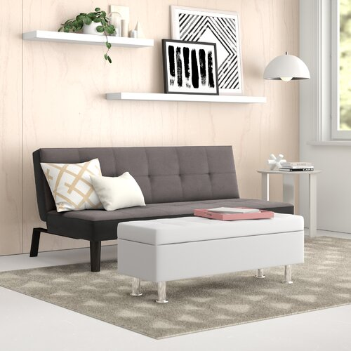 Yenings 3 Seater Sofa Bed Zipcode Design