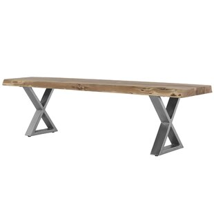 Bessemer Wood Bench by Fou..