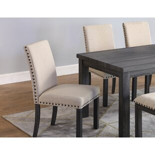 Ramsgate Upholstered Dining Chair (Set of 2) Gracie Oaks