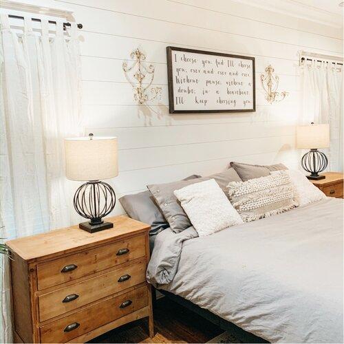 Pillows Farmhouse Room Design Ideas Wayfair