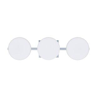 Ciro 3-Light Vanity Light by Besa Lighting