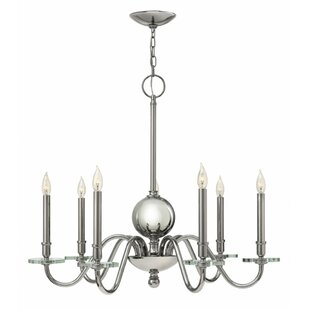 Comparison Everly 7-Light Chandelier By Hinkley Lighting