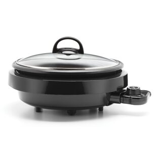 3-Quart 3-In-1 Electric Grill by Aroma Cheap