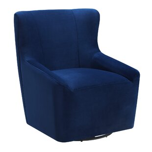 Broadus Swivel Armchair