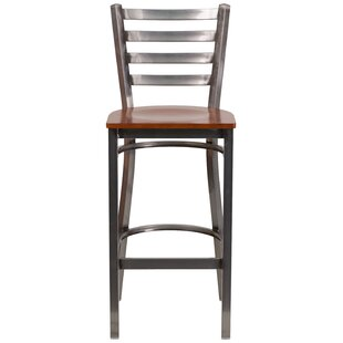 Loughran 29 Bar Stool Red Barrel Studio