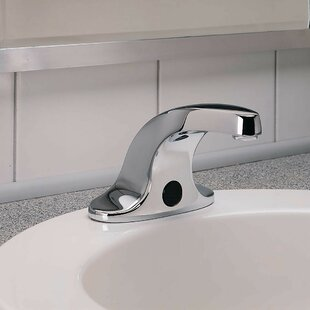 Purchase Innsbrook Selectronic ICU Deck-Mount Single Hole Bathroom Faucet Less Handle By American Standard